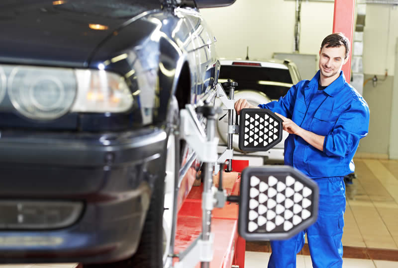 Signs You Need Suspension Repair in Downriver MI