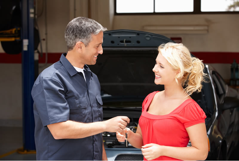 Auto Repair in Wynadotte Michigan