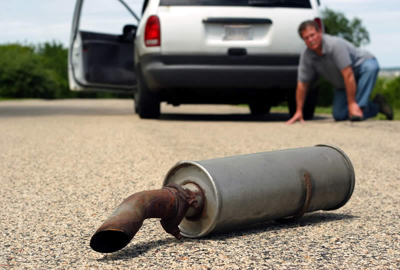 Muffler Repair In Downriver Michigan