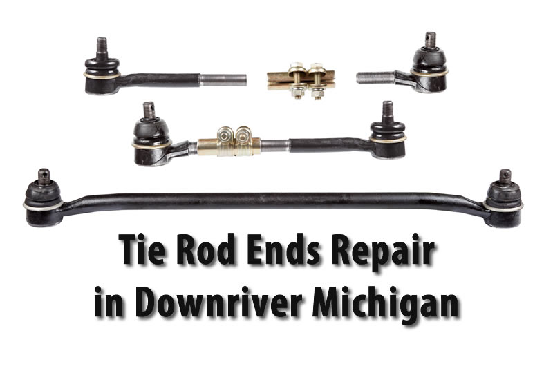 how to fix a tie rod