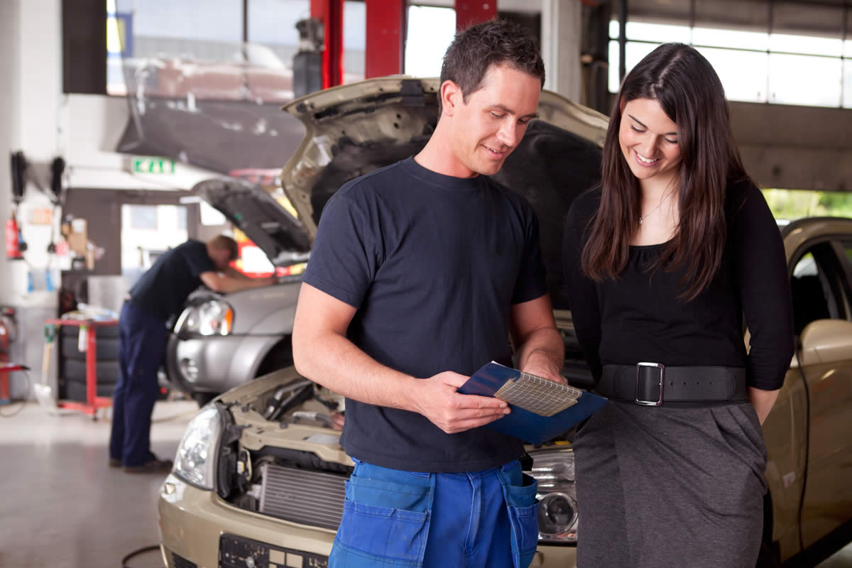 Getting Auto Repairs and Alignment