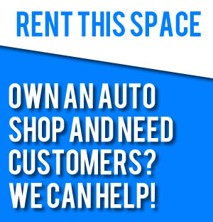 Need Customers for your auto shop? Advertise on Michigan Auto Pros. Click Here for details
