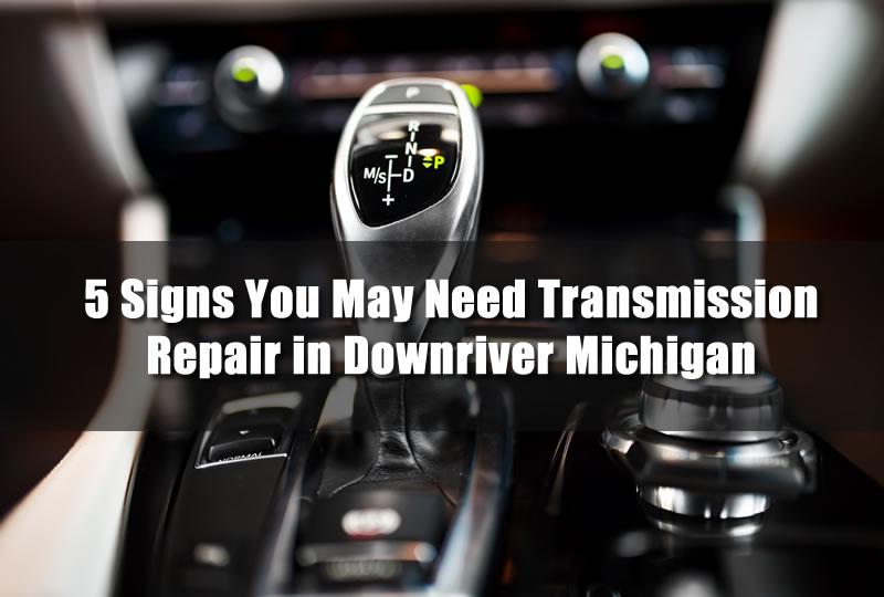 Michigan Transmission Service