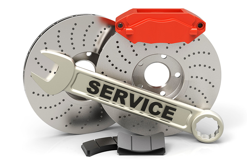 Brake Pad / Caliper / Rotor Replacements Downriver MI