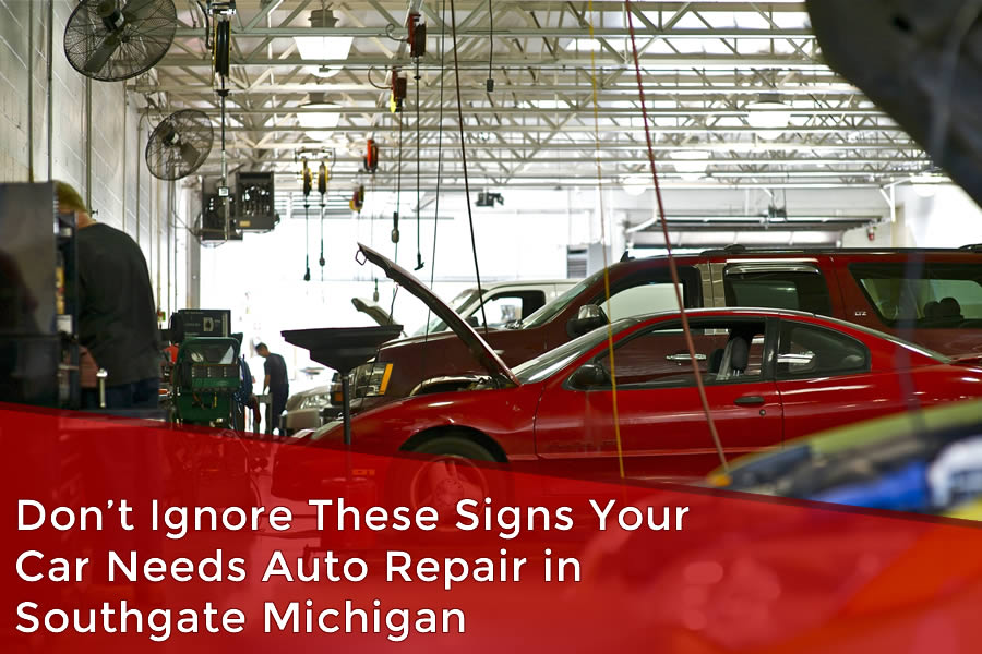 T Ignore These Signs Your Car Needs Auto Repair In Southgate Michigan - Car signs on dashboardcar warning signs you should not ignore
