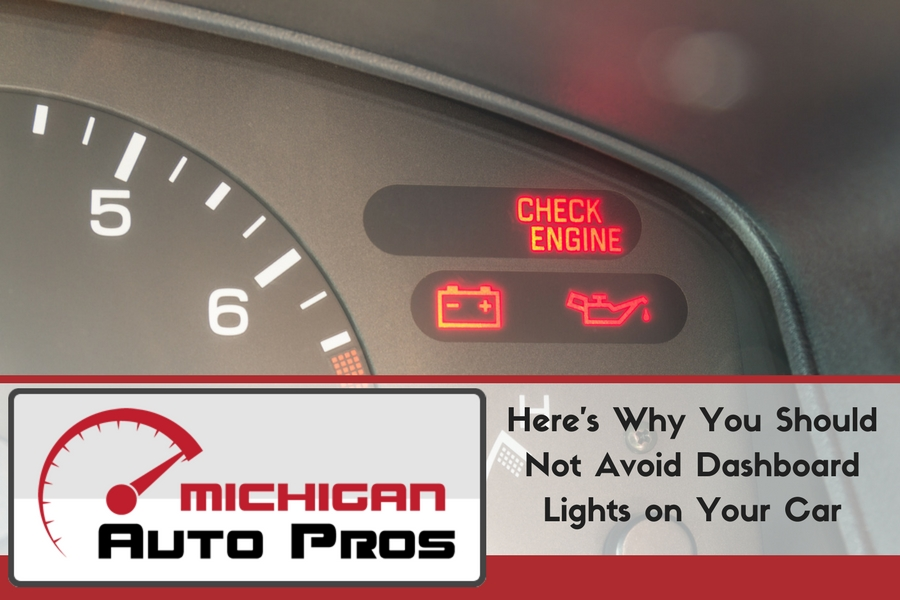 Here's Why You Should Not Avoid Dashboard Lights on Your Car