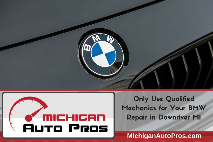 Only Use Qualified Mechanics for Your BMW Repair in Downriver Michigan