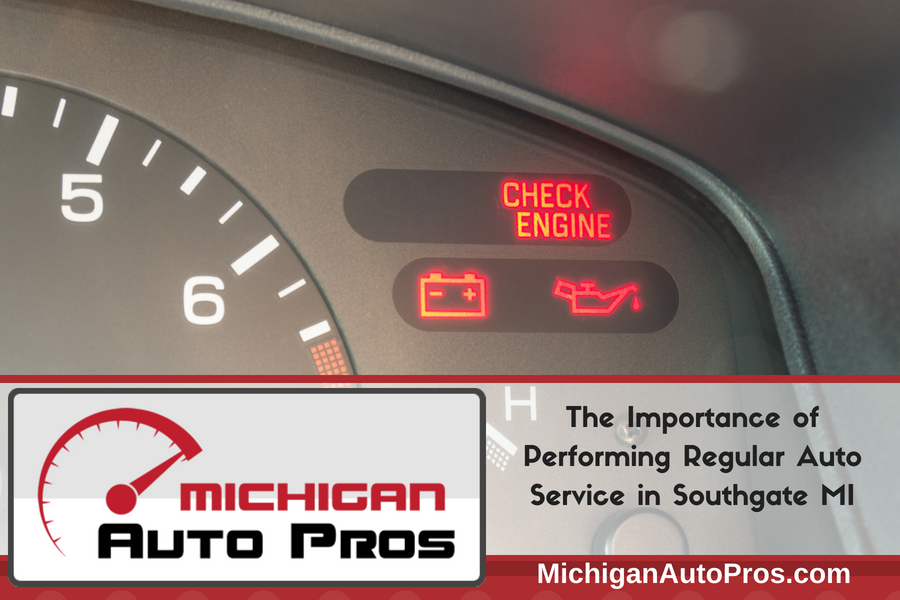 The Importance of Performing Regular Auto Service in Southgate Michigan