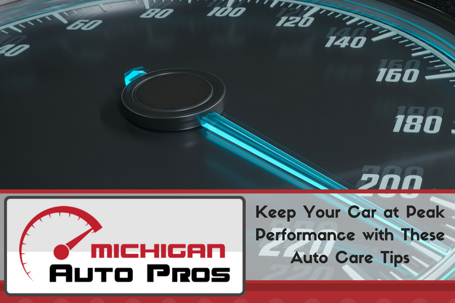 Keep Your Car at Peak Performance with These Auto Care Tips