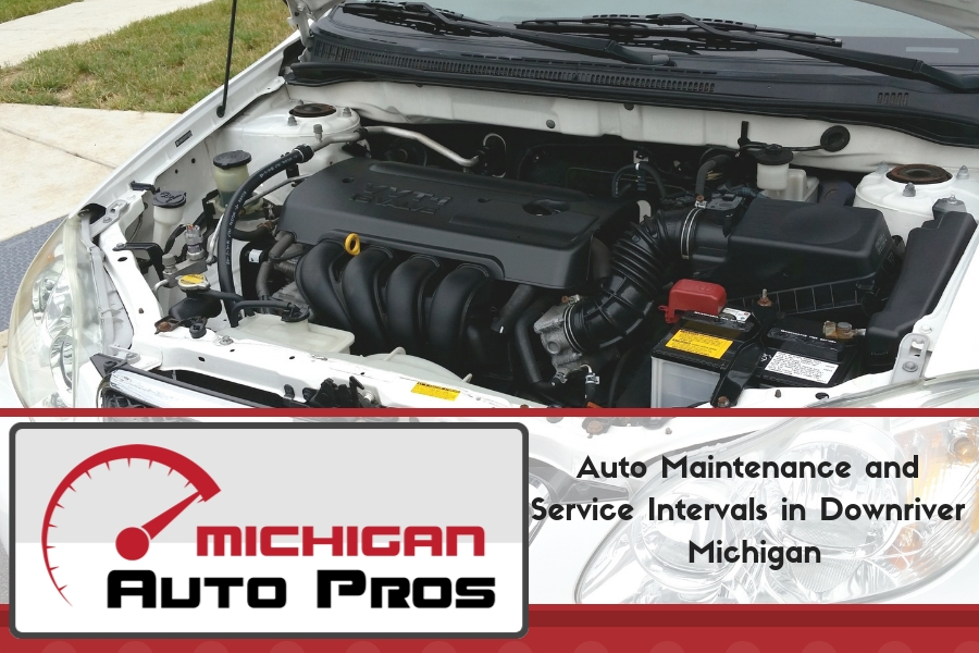 Auto Maintenance and Service Intervals in Downriver Michigan