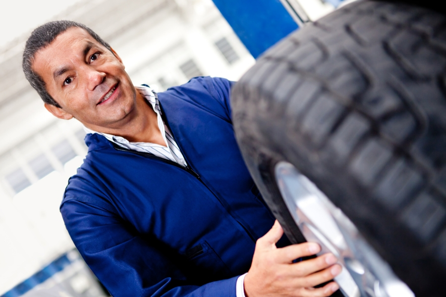 Tires Alignment in Southgate Michigan