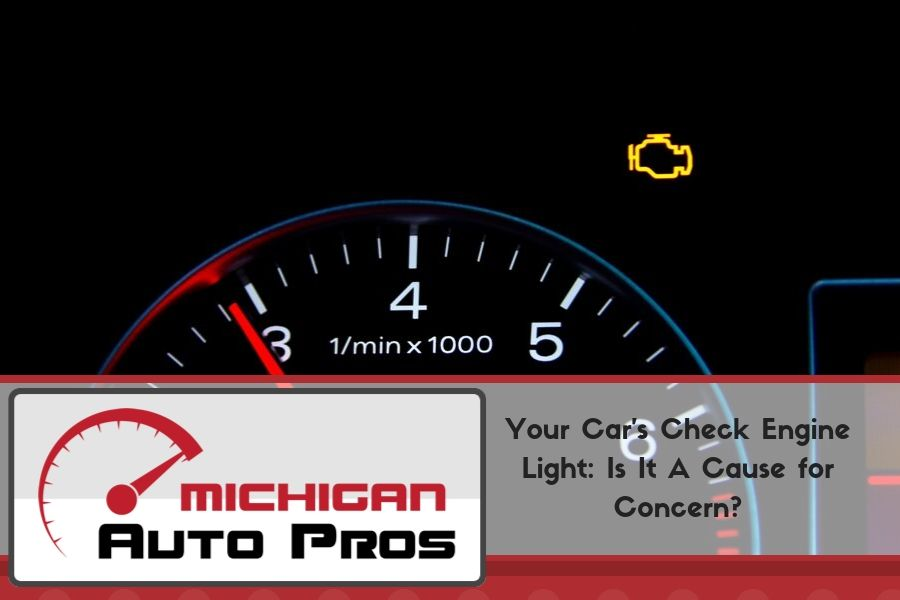 Your Car's Check Engine Light: Is It A Cause for Concern?